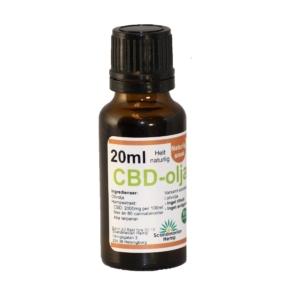 CBD_Olivenolie 20 ml